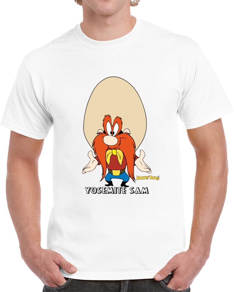 Yosemite Sam Looney Tunes T Shirt