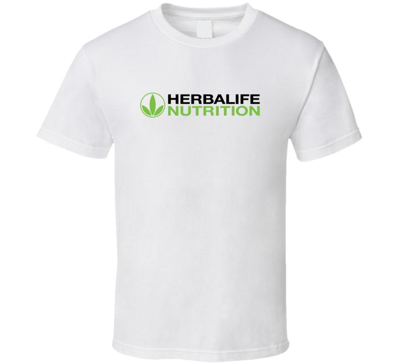 Herbalife Nutrition Logo Mix T Shirt