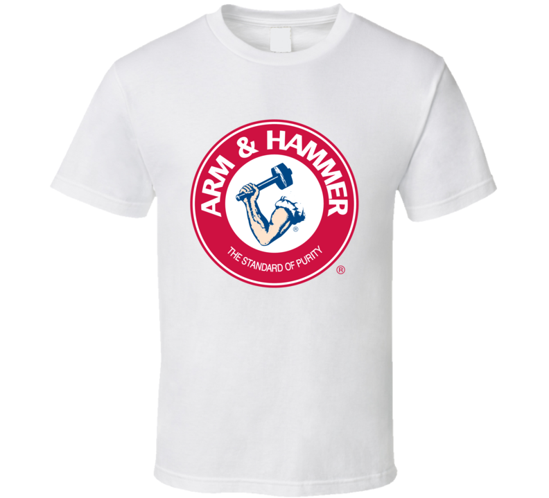 Arm & Hammer Logo Mix T Shirt