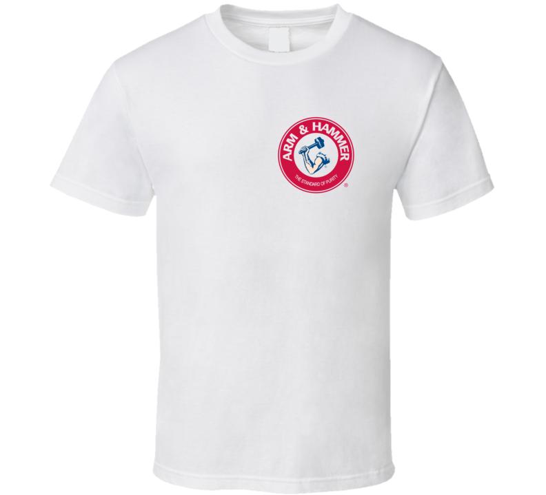 Arm & Hammer Logo Chest Mix T Shirt