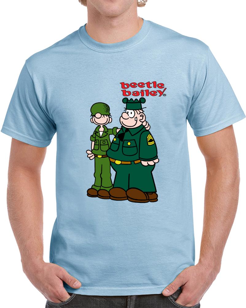 Beetle Bailey Mix T Shirt