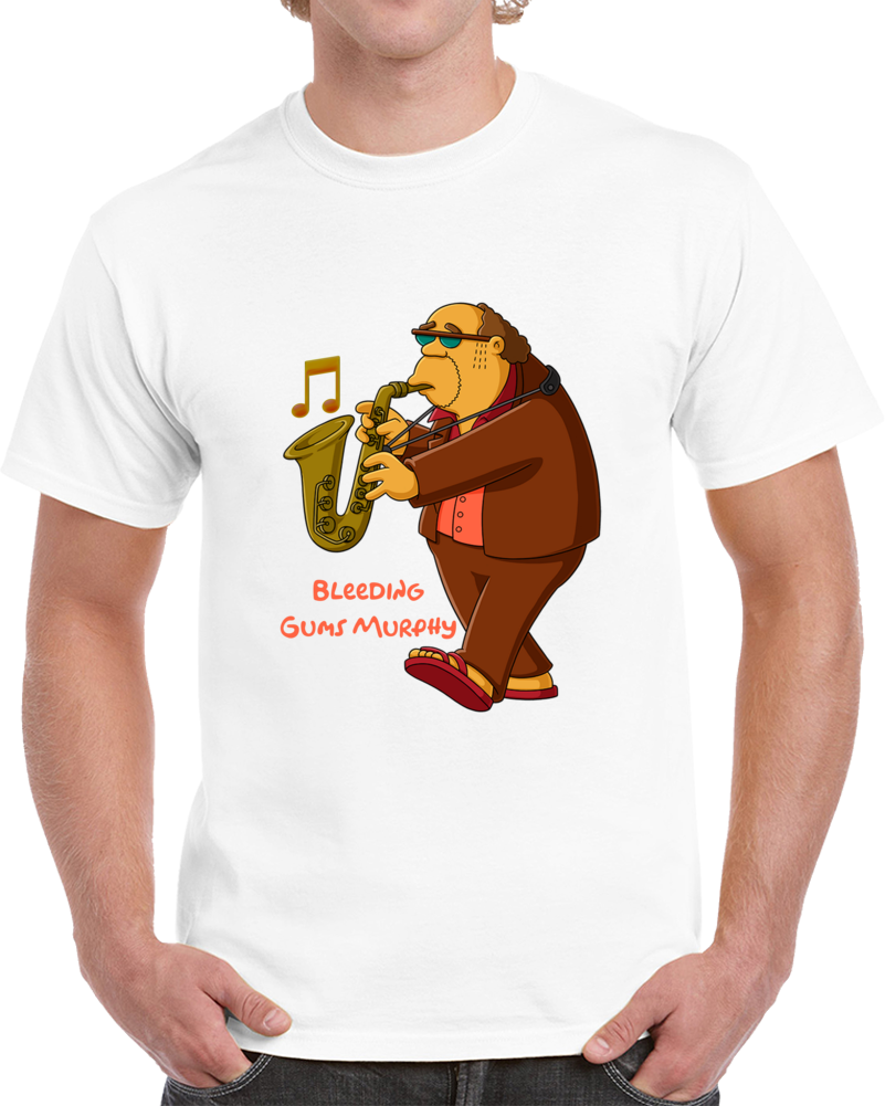 Bleeding Gums Murphy Mix T Shirt