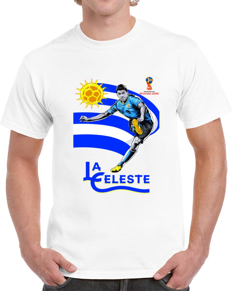 Uruguay World Cup 2018 T Shirt
