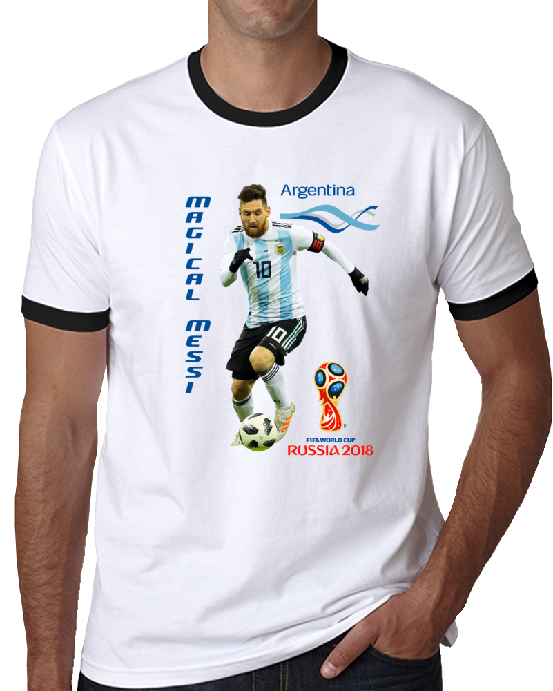 Messi Magical Argentina World Cup 2018 T Shirt