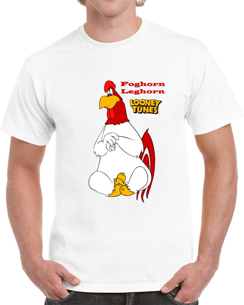 Foghorn Leghorn Looney Tunes T Shirt