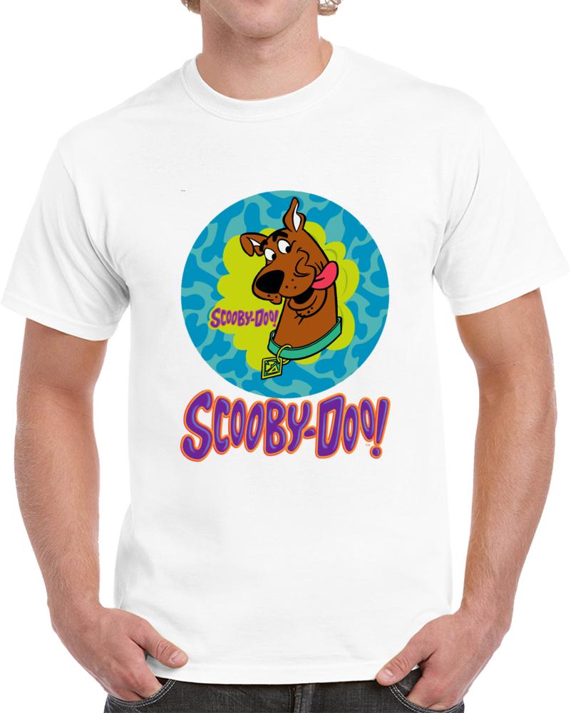 Scooby Do Mix T Shirt