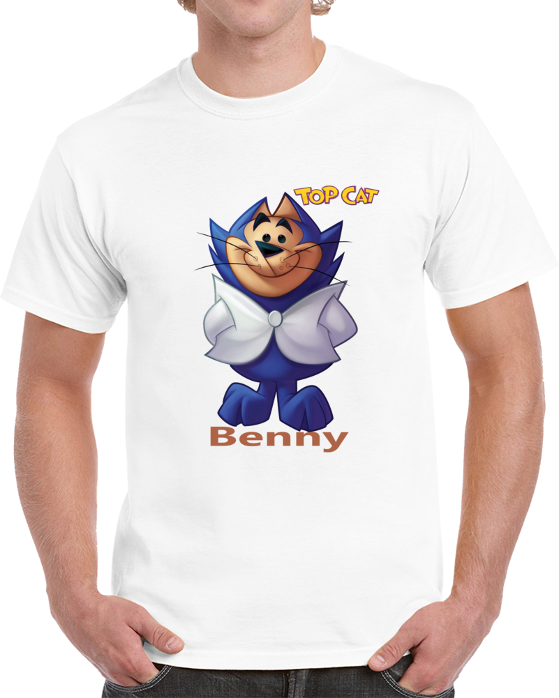 Benny Top Cat Mix T Shirt