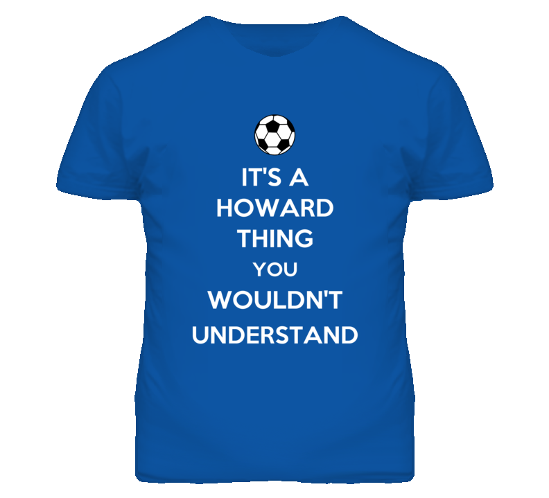 Tim Howard Usa Gk Keep Calm Football Soccer World Cup T Shirt