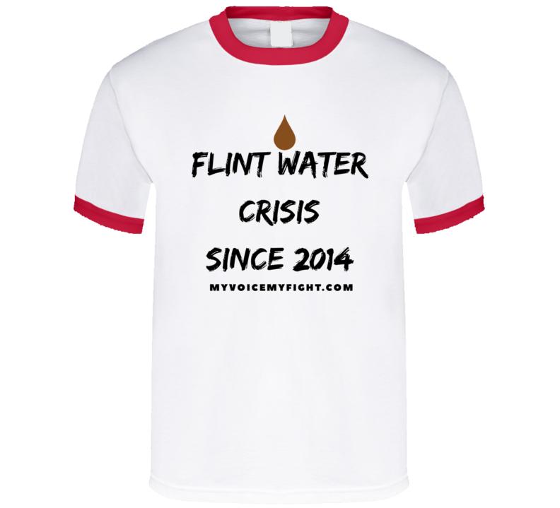 Flint water crisis T Shirt