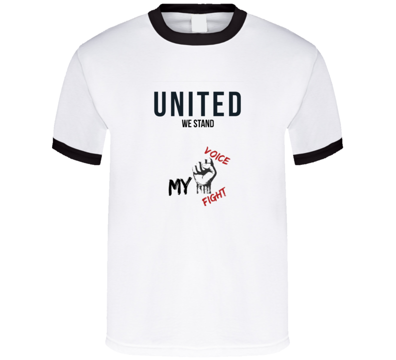 United we stand T Shirt