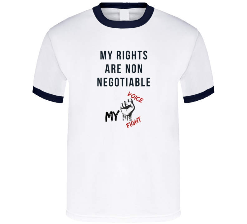 My Rights T Shirt