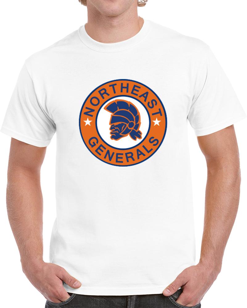 Northeast Generals T Shirt