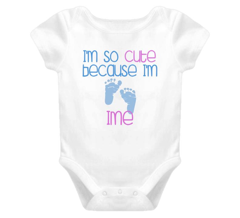 Im So Cute Ime Name T Shirt
