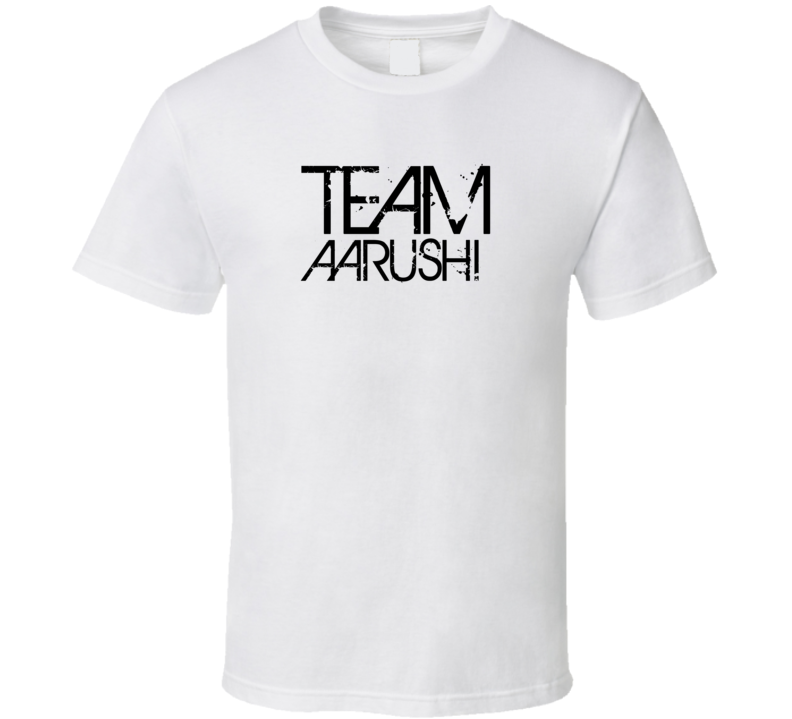 Team Sports Last First Name Aarushi T Shirt