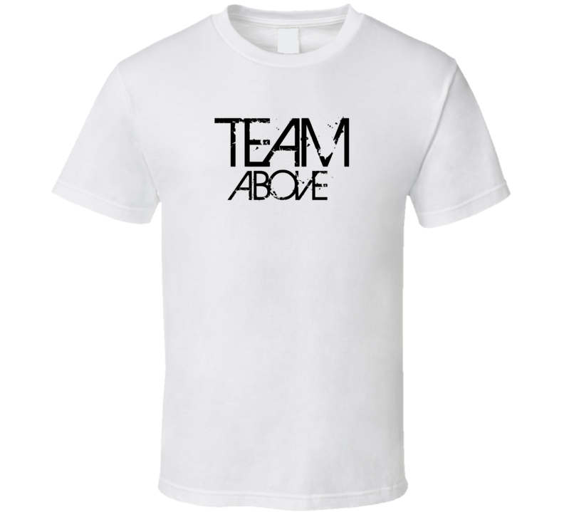 Team Sports Last First Name Above T Shirt