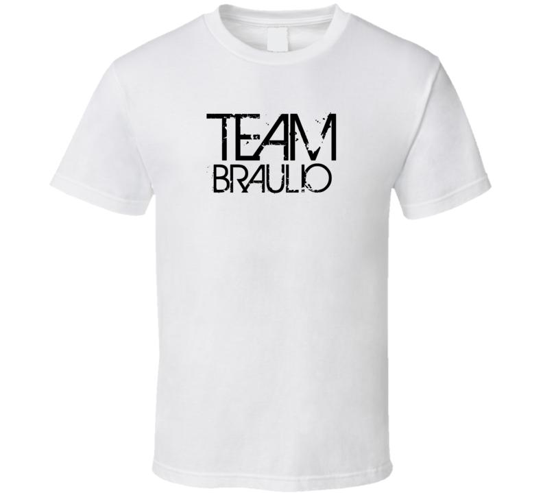 Team Sports Last First Name Braulio T Shirt