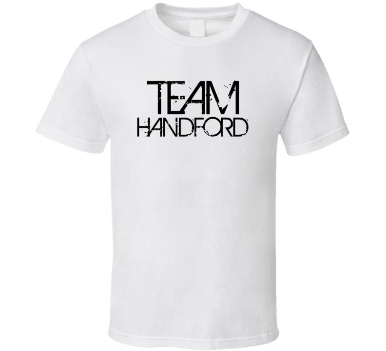 Team Sports Last First Name Handford T Shirt