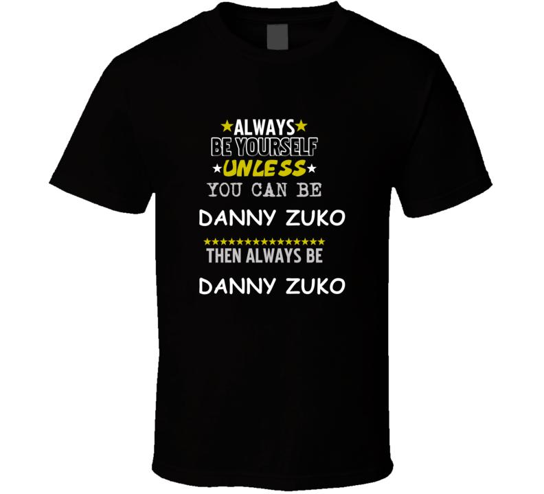 Danny Zuko Grease John Travolta Always Be T Shirt