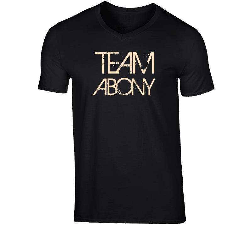 Team Sports Last First Name Abony T Shirt
