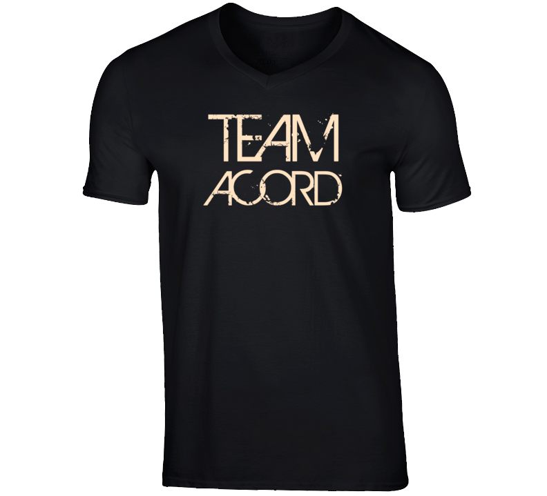 Team Sports Last First Name Acord T Shirt