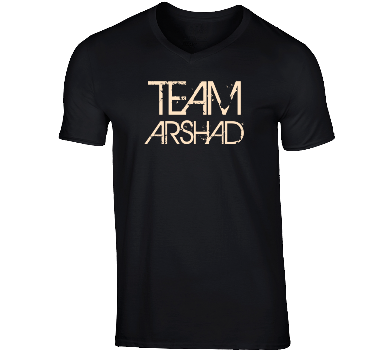 Team Sports Last First Name Arshad T Shirt