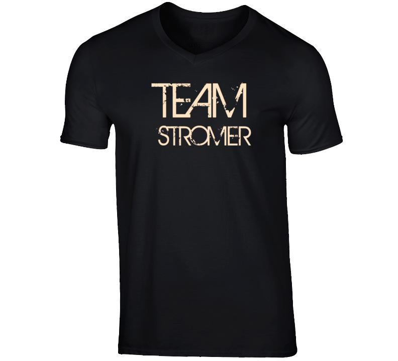 Team Sports Last First Name Stromer T Shirt
