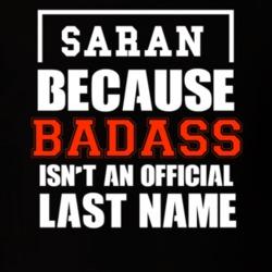 Saran last name