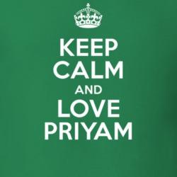 priyam name