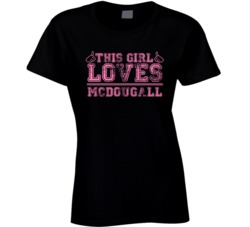 This Girl Loves Mcdougall USA Neighborhood T Shirt