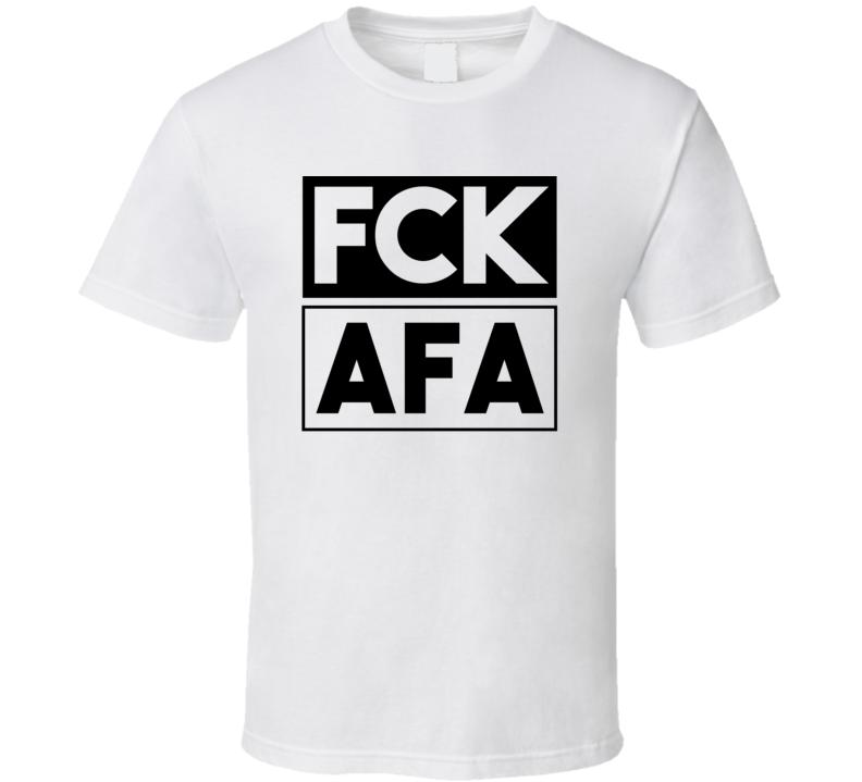 Fck AFA Argentina      Funny Graphic Patriotic T Shirt