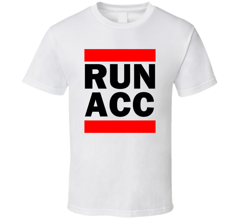 Run ACC Ghana Kotoka     Funny Graphic Patriotic Parody T Shirt