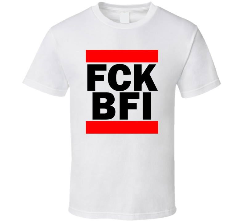 Fck BFI Seattle WA USA    Funny Graphic Patriotic Parody T Shirt
