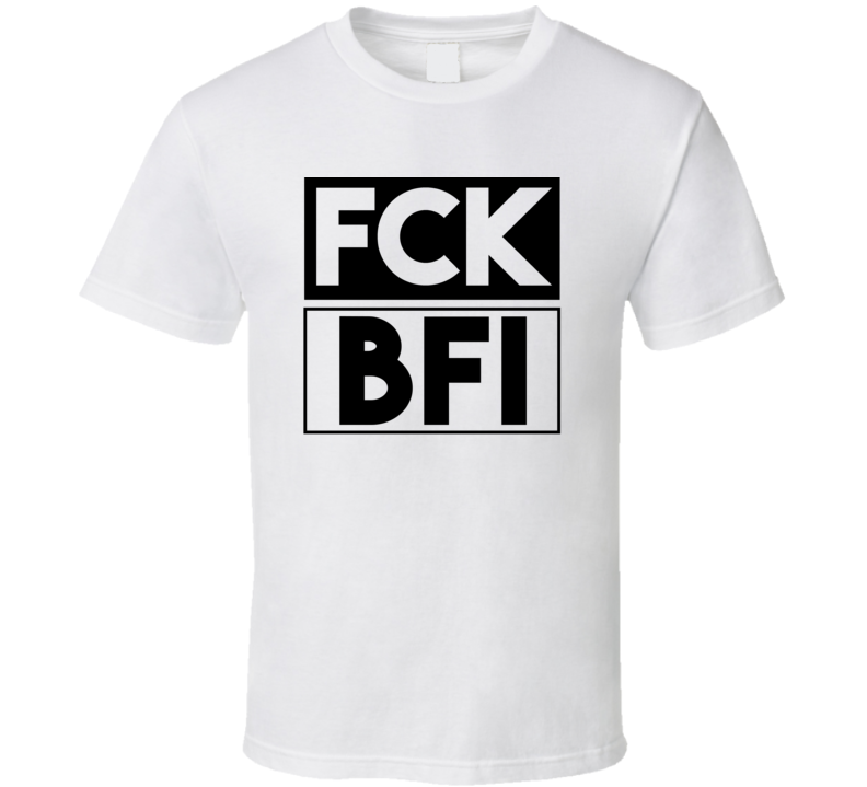 Fck BFI Seattle WA USA    Funny Graphic Patriotic T Shirt