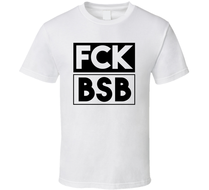 Fck BSB Distrito Federal Brazil International   Funny Graphic Patriotic T Shirt