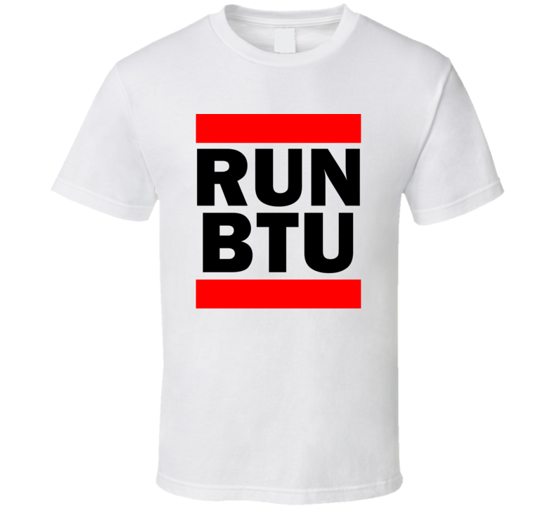 Run BTU Sarawak Malaysia Bintulu    Funny Graphic Patriotic Parody T Shirt