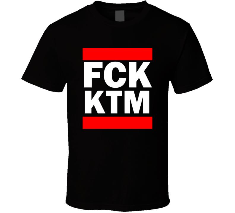 Fck KTM Nepal Tribhuvan     Funny Graphic Patriotic Parody Black T Shirt