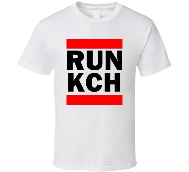 Run KCH Sarawak Malaysia Kuching    Funny Graphic Patriotic Parody T Shirt