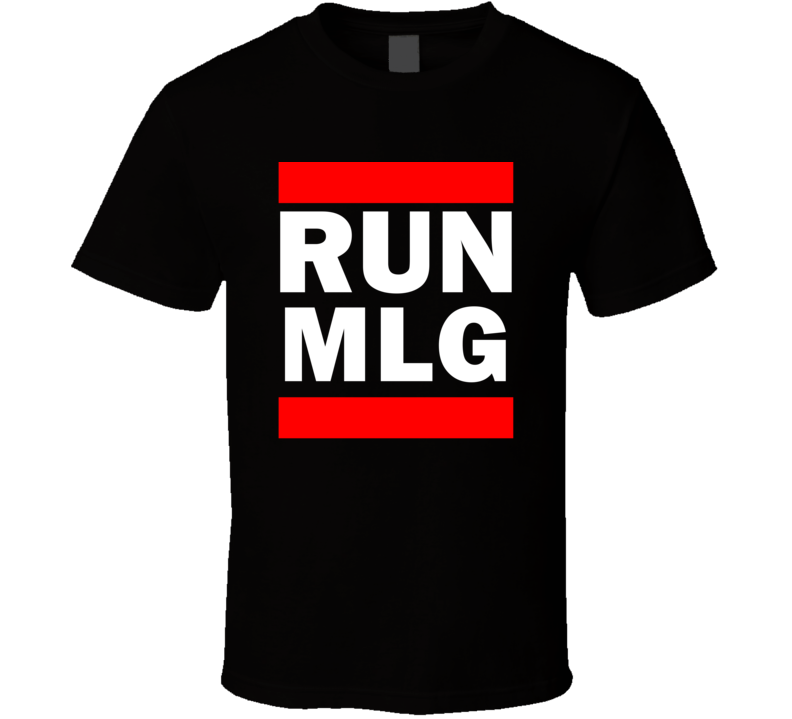 Run MLG Indonesia      Funny Graphic Patriotic Parody Black T Shirt