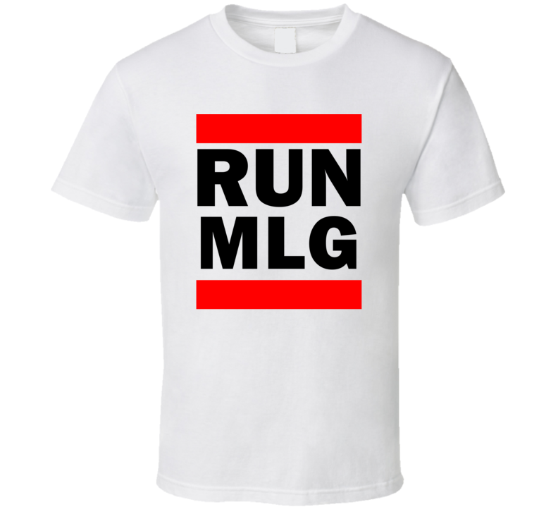 Run MLG Indonesia      Funny Graphic Patriotic Parody T Shirt