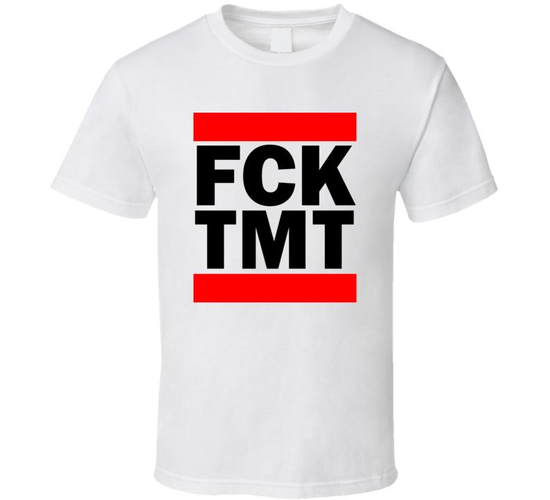 Fck TMT Brazil      Funny Graphic Patriotic Parody T Shirt