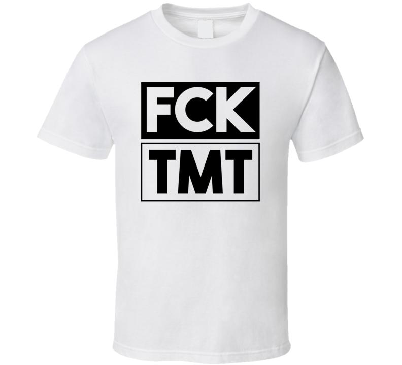 Fck TMT Brazil      Funny Graphic Patriotic T Shirt