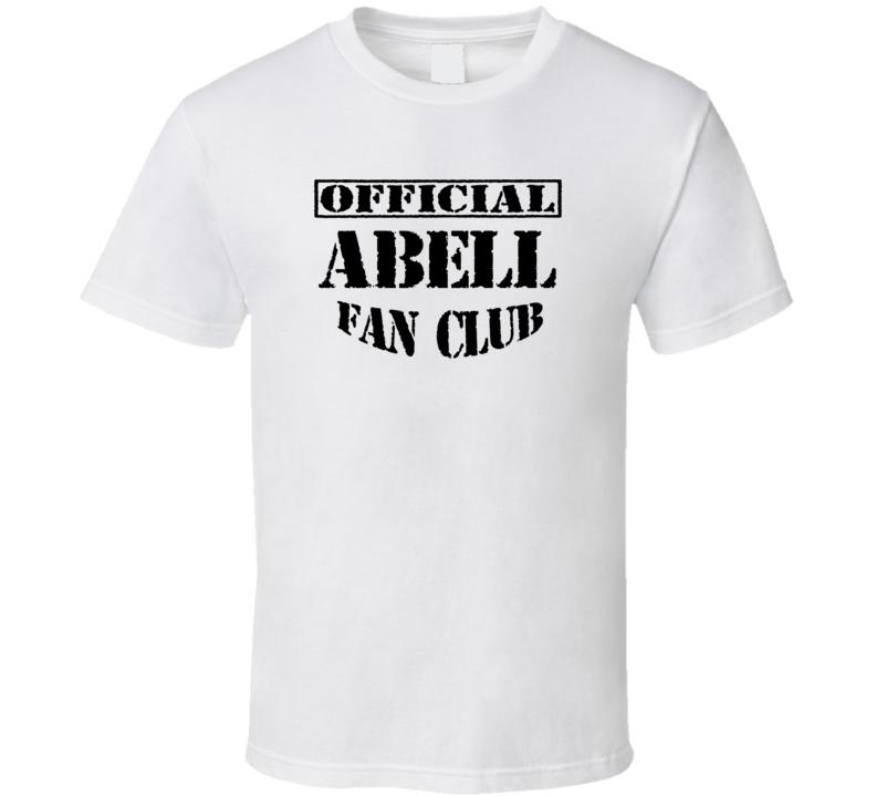 Abell USA Fan Club T Shirt