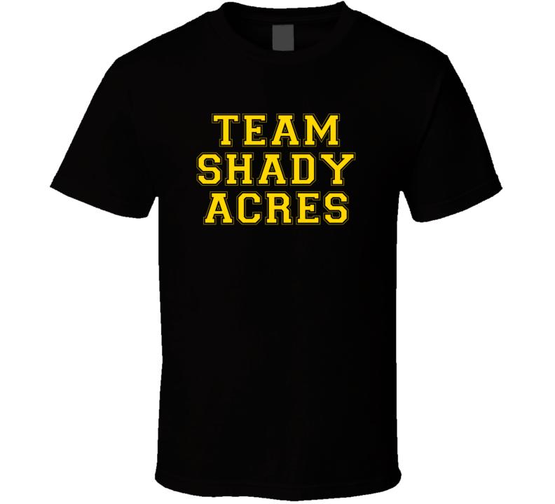 Team Shady Acres Shady Acres US Neighborhood Cool T Shirt