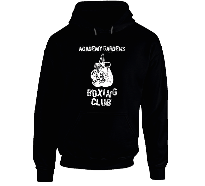 Academy Gardens USA Boxing Club Hooded Pullover