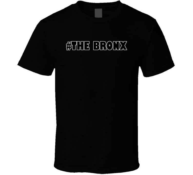 The Bronx Neighbourhood Pride Cool T Shirt