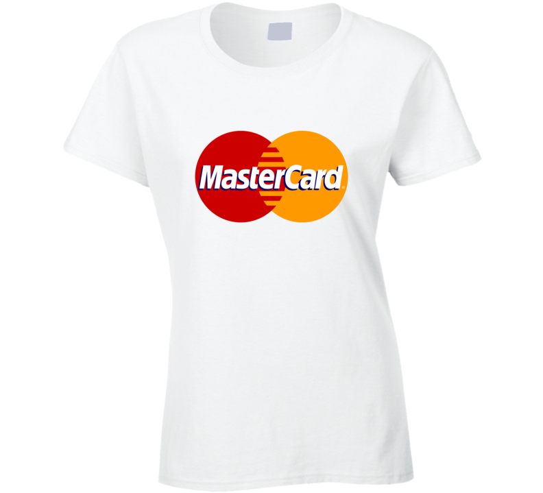Mastercard Ladies T Shirt