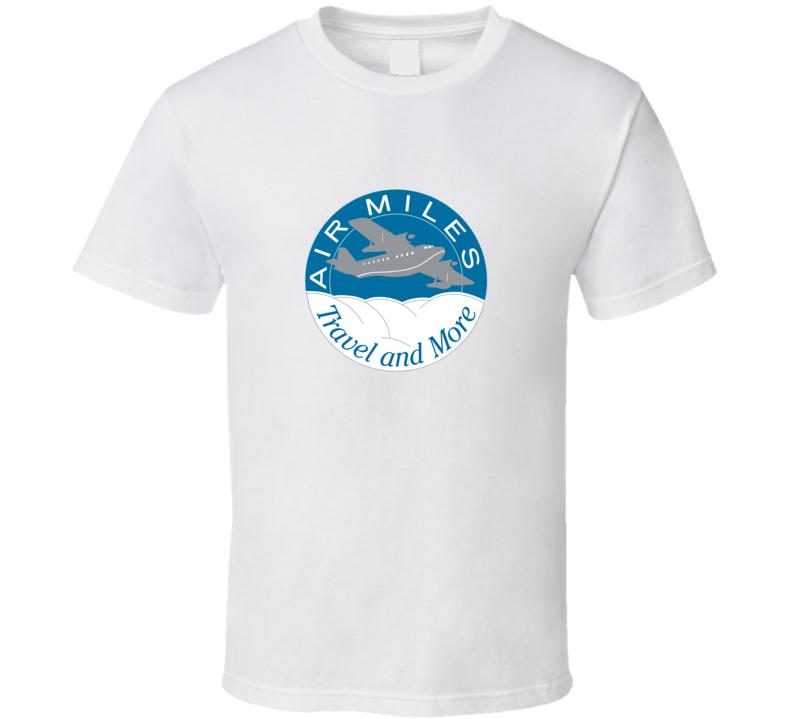 Airmiles Travel T Shirt