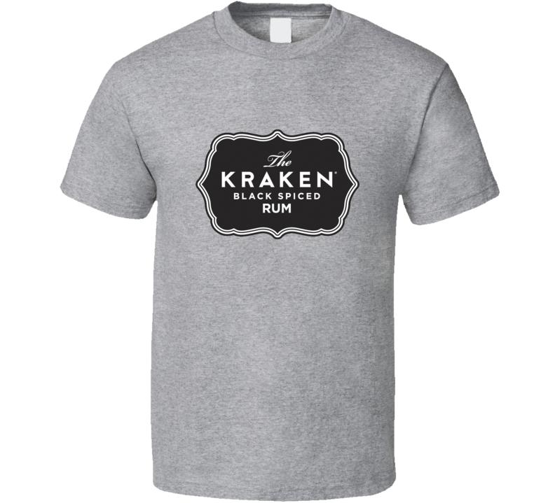 Kraken Rum T Shirt