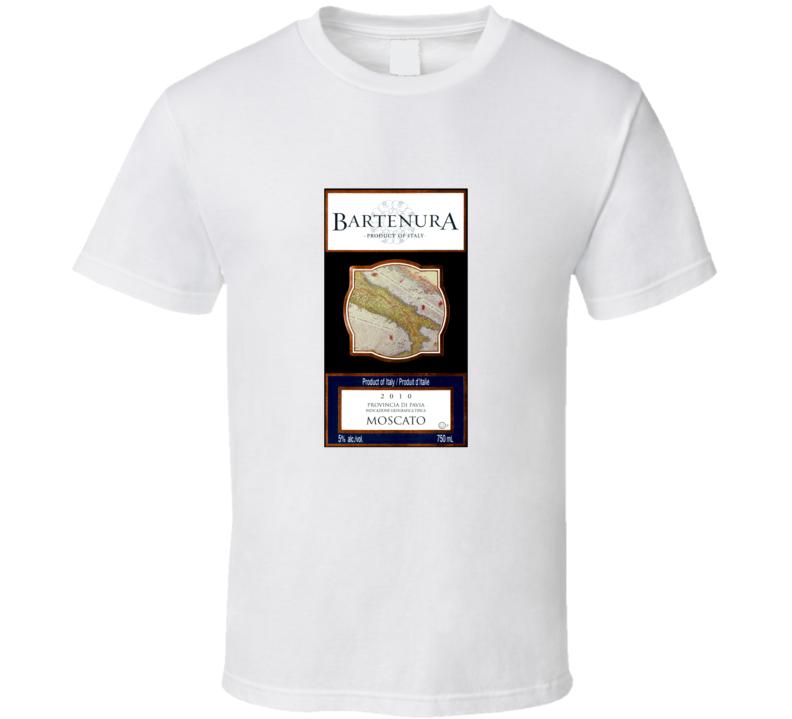 Bartenura Wine T Shirt