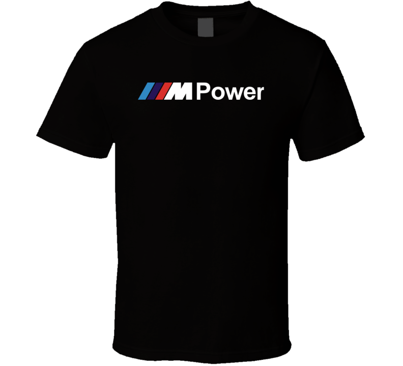 BMW M Motorsport Power T Shirt